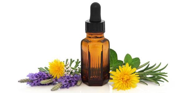 Herbal remedies for sale in bottles of 150ml