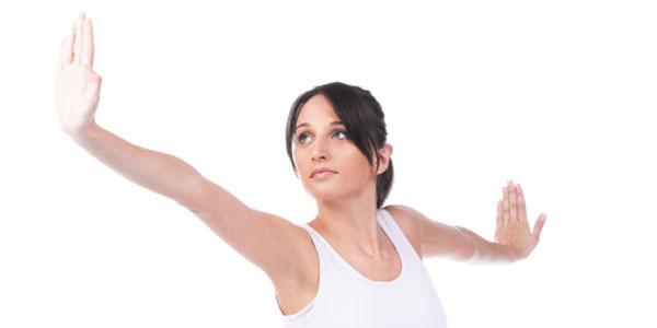 Yoga has many healing benefits